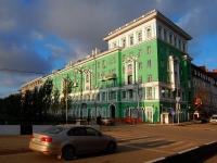 Казань, улица Право-Булачная, дом 37. многоквартирный дом