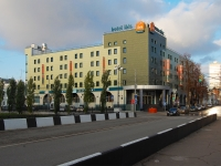 neighbour house: st. Pravo-Bulachnaya, house 43. hotel Ибис
