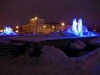 Kazan, university Казанский федеральный университет, Pravo-Bulachnaya st, house 55