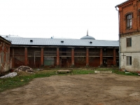 Kazan, Pravo-Bulachnaya st, vacant building