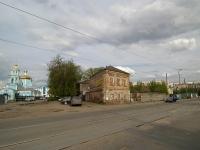 Kazan, Khudyakov st, house 17. vacant building