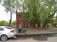 Kazan, st Khudyakov. Apartment house