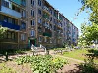 Казань, улица Галиаскара Камала, дом 47. многоквартирный дом
