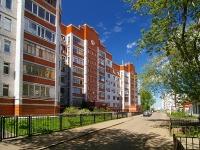 Казань, улица Галиаскара Камала, дом 49. многоквартирный дом