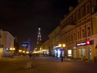 Казань, улица Баумана. вид на улицу