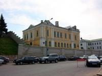 Казань, монастырь Свято-Иоанно-Предтеченский мужской монастырь, улица Баумана, дом 1