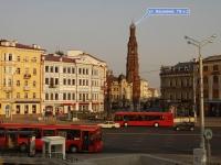 Kazan, bell tower богоявленского собора, Bauman st, house 78 к.2