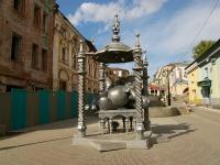 Казань, скульптура