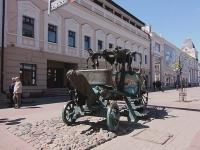 喀山市, 纪念塔
