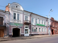 neighbour house: st. Ostrovsky, house 6. dental clinic