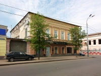 neighbour house: st. Ostrovsky, house 18. multi-purpose building