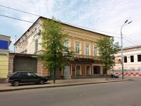 Kazan, st Ostrovsky, house 18. multi-purpose building