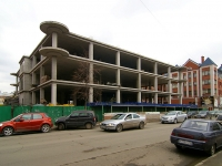 Kazan, Ostrovsky st, house 27. building under construction