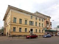 喀山市, Ostrovsky st, 房屋 34/4. 未使用建筑