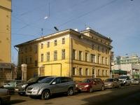 Kazan, Ostrovsky st, house 34/4. vacant building