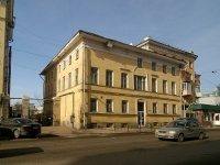 neighbour house: st. Ostrovsky, house 34/4. vacant building