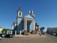 Kazan, Ostrovsky st, house 73. church