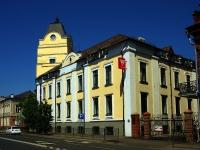 Kazan, st Ostrovsky, house 21. office building