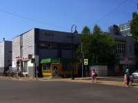 neighbour house: st. Ostrovsky, house 32. multi-purpose building
