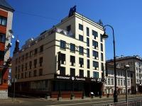 Казань, улица Островского, дом 33. гостиница (отель) Hotel Art