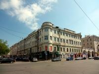 喀山市, Ostrovsky st, 房屋 39. 公寓楼