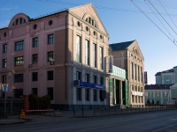 neighbour house: st. Ostrovsky, house 87. office building Бизнес Парк