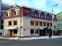 Kazan, Ostrovsky st, house 104. multi-purpose building