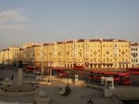 Казань, улица Островского, дом 43. многоквартирный дом