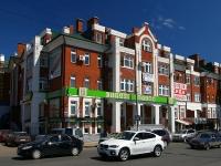 соседний дом: ул. Островского, дом 57А. многофункциональное здание