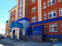neighbour house: st. Ostrovsky, house 57В. multi-purpose building