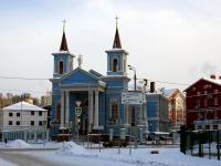 Казань, улица Островского, дом 73. церковь