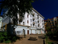 neighbour house: st. Ostrovsky, house 88. Apartment house
