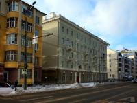 Казань, улица Островского, дом 88. многоквартирный дом