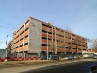 Kazan, st Ostrovsky, house 22. garage (parking)