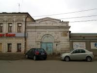 Kazan, st Ostrovsky. vacant building