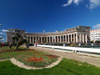 Казань, улица Татарстан, дом 2. университет Казанский федеральный университет (КФУ)