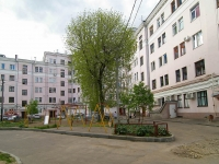 Казань, улица Татарстан, дом 3. многоквартирный дом