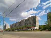 neighbour house: st. Tatarstan, house 13. Apartment house