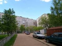 Kazan, Tatarstan st, house 13. Apartment house
