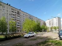 Казань, улица Татарстан, дом 13. многоквартирный дом