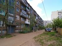 Kazan, Tatarstan st, house 43А. Apartment house