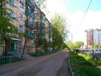 Kazan, Tatarstan st, house 60. Apartment house