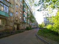 Казань, улица Татарстан, дом 64. многоквартирный дом