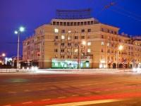 Kazan, Tatarstan st, house 3. Apartment house