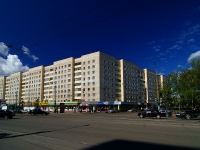 Казань, улица Татарстан, дом 52. многоквартирный дом