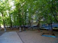 Kazan, Tatarstan st, house 52. Apartment house