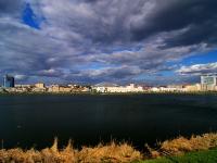 喀山市, озеро Нижний КабанTatarstan st, озеро Нижний Кабан