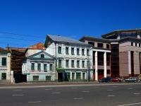 Казань, улица Татарстан, дом 8. офисное здание