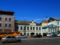 Kazan, Tatarstan st, vacant building