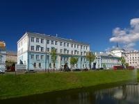neighbour house: st. Levo-Bulachnaya, house 44. university